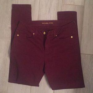 Kors skinny jeans